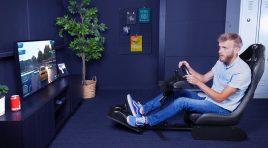 Trust traerá su silla GXT 1155 Rally para juegos de carreras