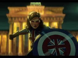 What If…? capitan britania