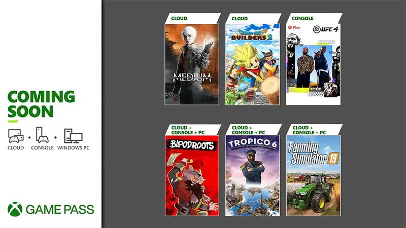 Xbox Game Pass julio 2021 juegos llegan