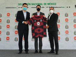 Xiaomi Seleccion Nacional Mexico futbol