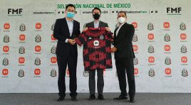 Xiaomi nuevo patrocinador de la Selección Nacional de México