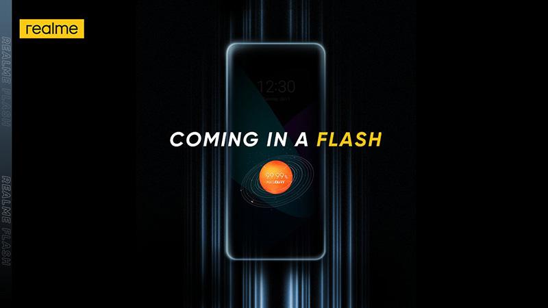 realme traerá el primer Android con carga inalámbrica magnética