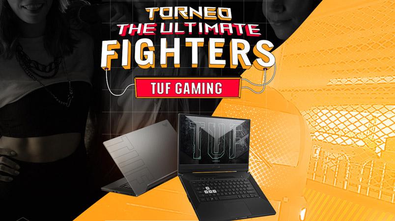 Participa en el torneo de Fortnite de ASUS The Ultimate Fighter