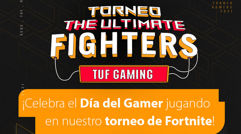 ASUS The Ultimate Fighter agosto 2021