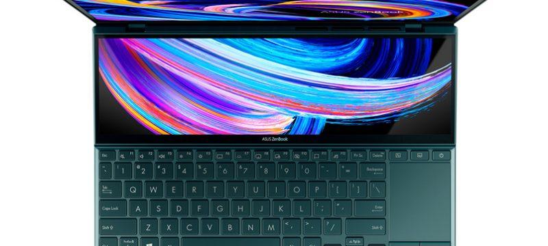 ASUS Zenbook Duo UX482