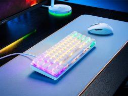 Accesorios cambios teclado Razer