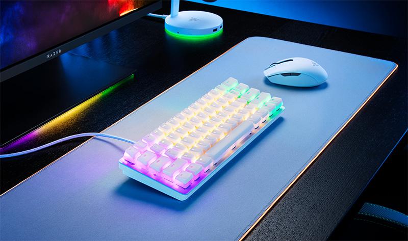Razer te permite actualizar tu teclado con más estilo e iluminación RGB