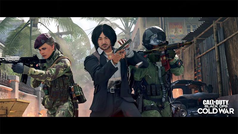 Agente Doble Black Ops Cold War