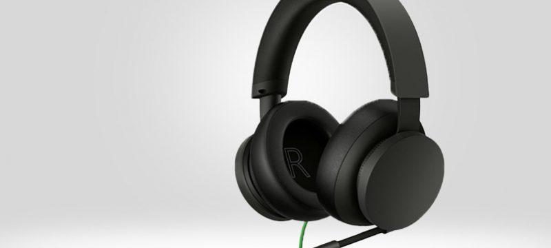Audífonos estéreo de Xbox