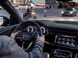 Audi Car2X Audi C-V2X