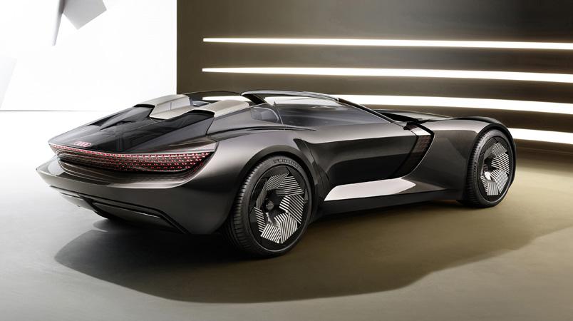 Audi skysphere concept trasero