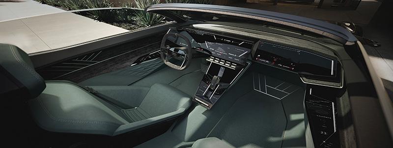 Audi skysphere concept volante