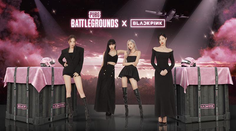 BLACKPINK x PUBG BATTLEGROUNDS