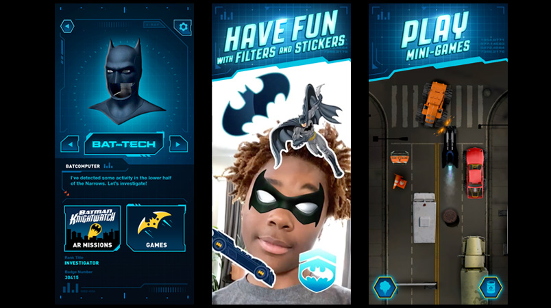 Batman Bat-Tech Edition Android iOS