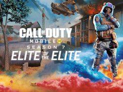 Call of Duty Mobile Temporada 7 Elite of the Elite Ozuma