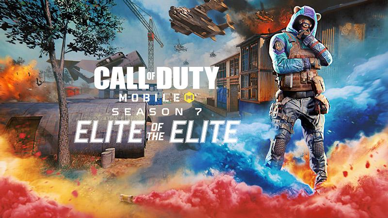 Call of Duty: Mobile Temporada 7: Elite of the Elite con Ozuma