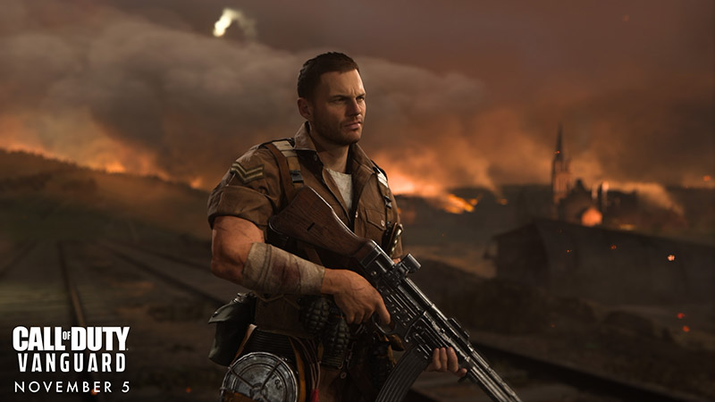 Call of Duty Vanguard PlayStation Alpha fechas