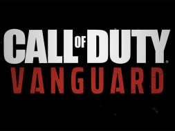Call of Duty Vanguard logo teaser