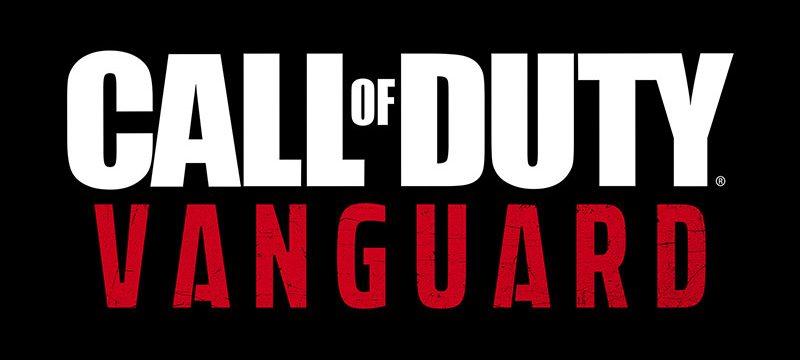 Call of Duty Vanguard logotipo