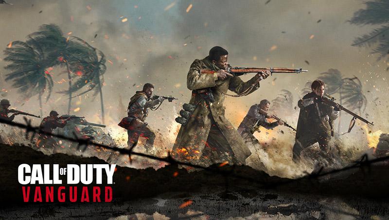 Call of Duty Vanguard multijugador anuncio