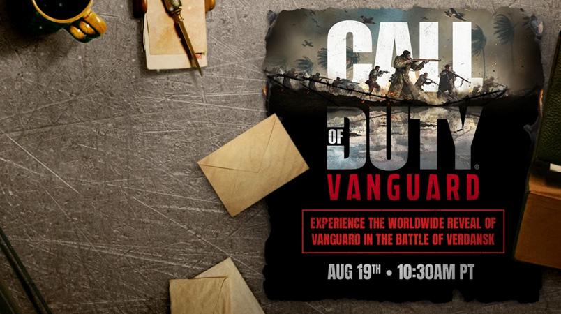 Algo poderoso llegará a Call of Duty: Warzone el 19 de agosto