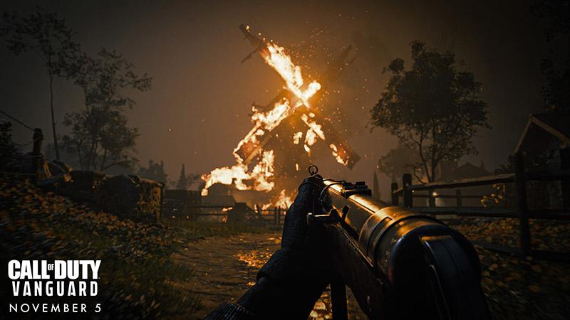 Call of Duty Warzone y Vanguard