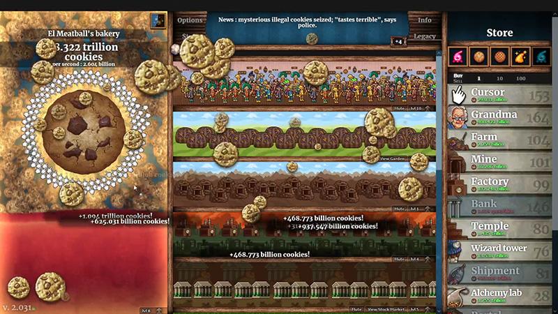Cookie Clicker Steam