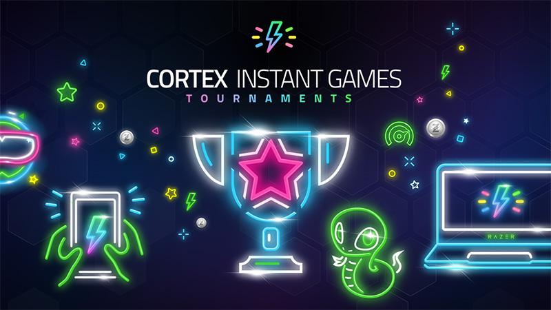 Participa y gana premios Razer Silver con Cortex Instant Games