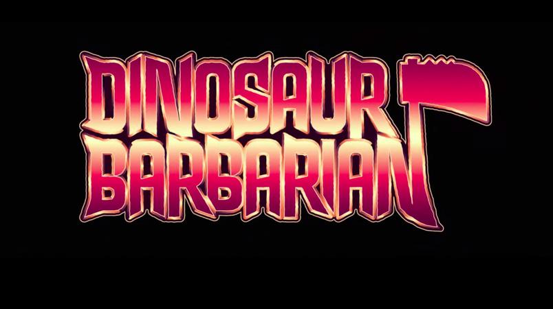 Corto Circuito Dinosaur Barbarian