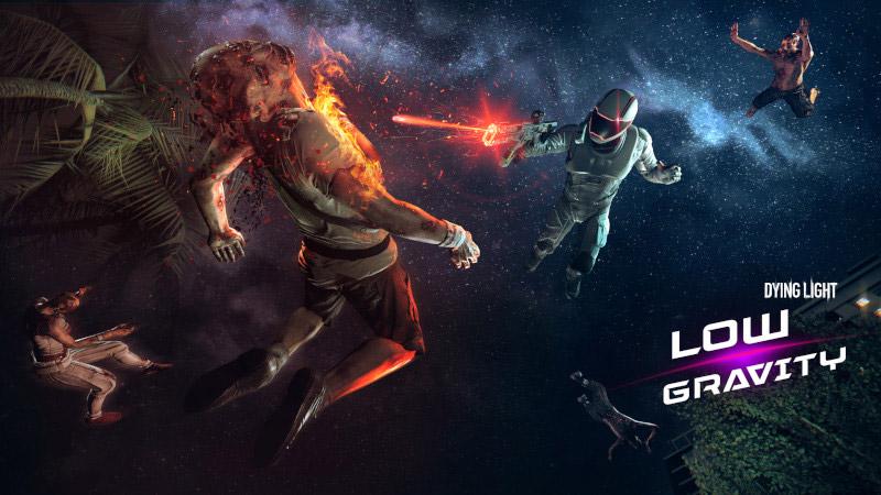 Dying Light estrena el nuevo evento Low Gravity con alienígenas