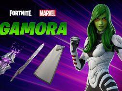 Gamora en Fortnite