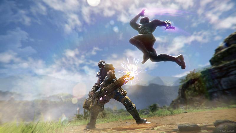 Guerra por Wakanda Crossbones vs Black Panther