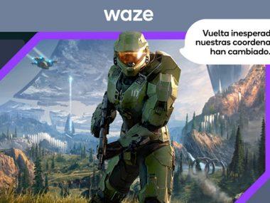 Halo Waze