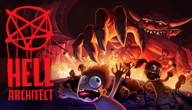 Desde el infierno, Hell Architect estará disponible en Steam