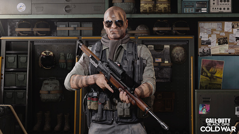 Hudson Black Ops Cold War Warzone