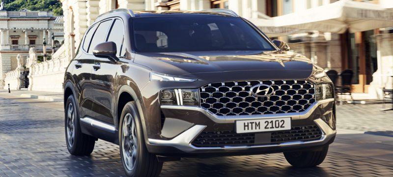 Hyundai Santa Fe 2022 Mexico precios
