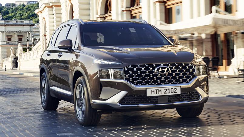 Hyundai Santa Fe 2022 llega a México en este precio y versiones
