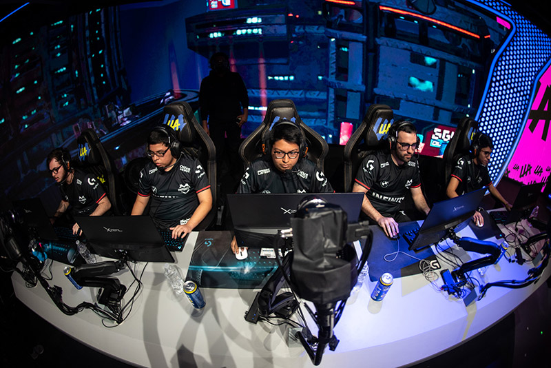 INFINITY Liga Latinoamerica de League of Legends campeon equipo