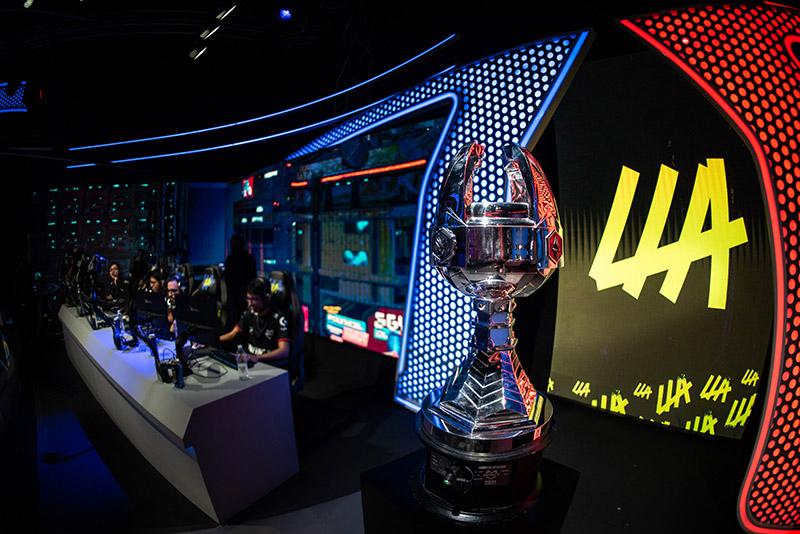 INFINITY es campeón de la Liga Latinoamérica de League of Legends