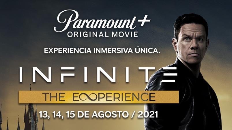 Infinite The Experience CDMX