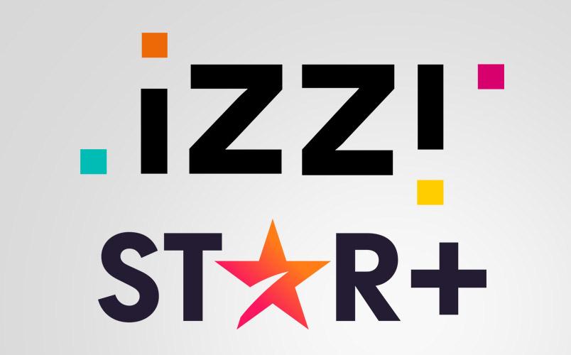 STAR+ está disponible para los usuarios con cuentas de izzi