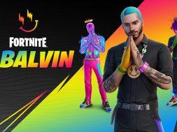 J Balvin Fortnite