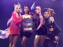 K:DA POP:STARS disco