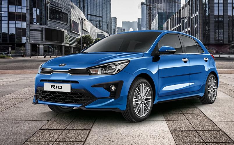 Las 5 razones por las que debes cambiar a un KIA Rio Hatchback 2021