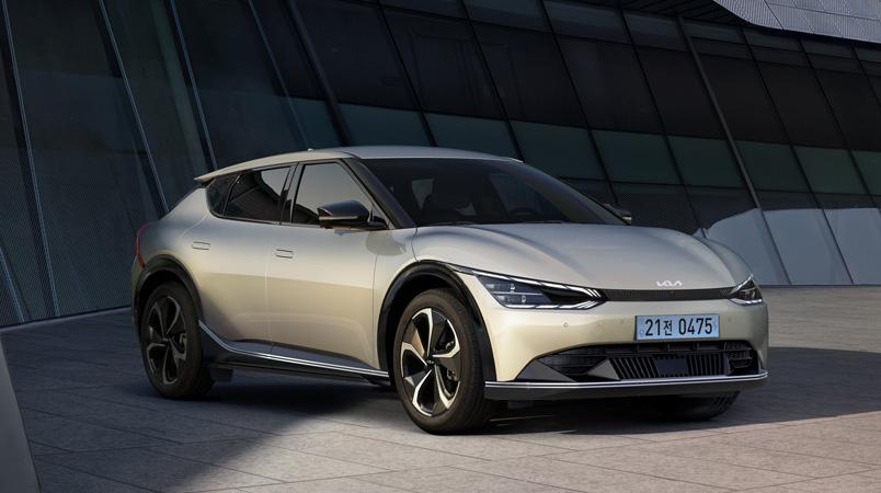 Kia EV6 el primer auto coreano con certificación Huella de Carbono
