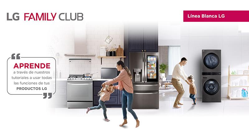 LG Family Club Linea Blanca
