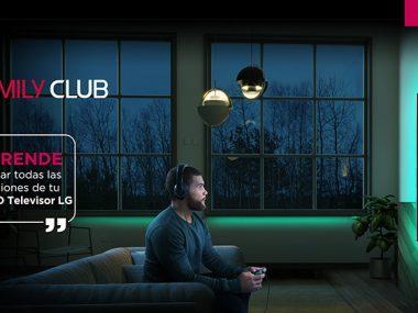 LG Family Club Televisores
