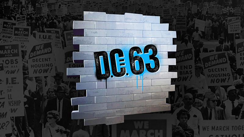 MLK Marcha a Traves del Tiempo DC63