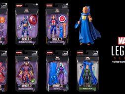 Marvel Legends de What If…