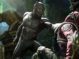 Marvels Avengers Black Panther Guerra por Wakanda